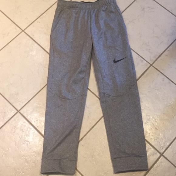 cb0410d3d Nike Bottoms   Boys Size L Dri Fit Sweatpants   Poshmark